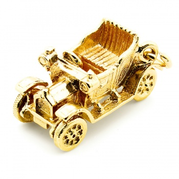 9ct gold Car Charm