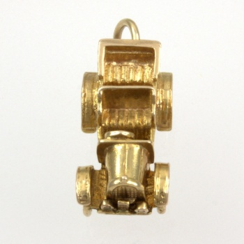 9ct gold Old Car Charm