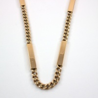 9ct gold (Hollow) 23.6g 23 inch / 58 cm curb Chain