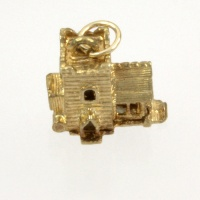 9ct gold 3.1g Charm